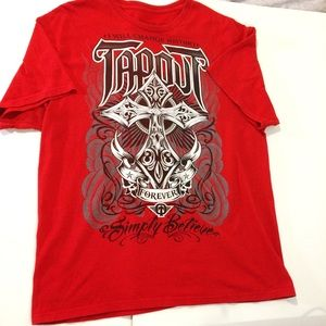 Other - Tap Out mans XL short sleeve cotton poly t shirt